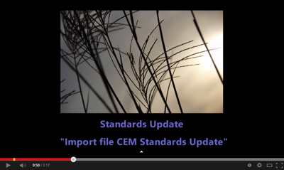 CEM4: Management Harmonised Standards HSA Update