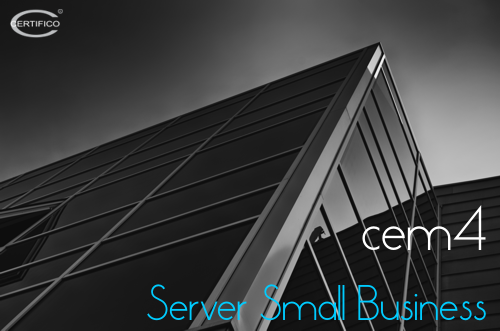 La nuova Licenza CEM4 Server Small Business